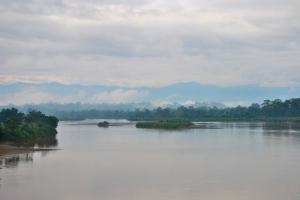Dihing Patkai Wildlife Sanctuary, Assam-Arunachal Pradesh border