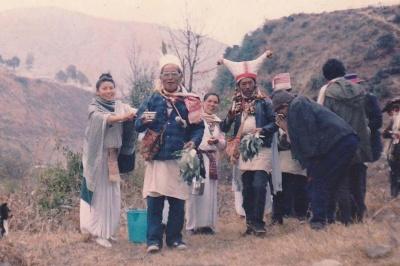 Diying Kho festival, Bagun Tribe, Arunachal Pradesh