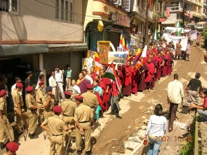 Teesta Dams protest, Sikkim