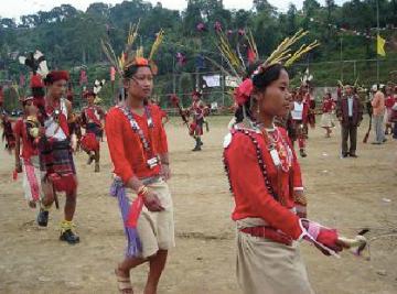 Chalo Loku Festival, Nocte Tribe, Arunachal Pradesh