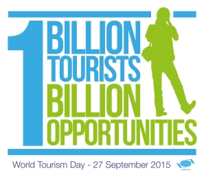 World Tourism Day 2015 Logo