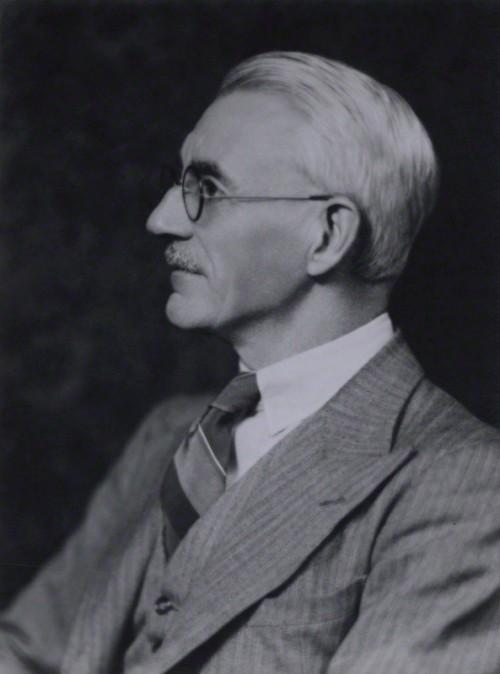 Portrait of Frank Kingdon-Ward | Plant hunter and explorer