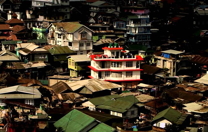 Bara Basti, Old Kohima, Nagaland