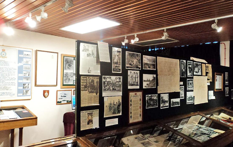 State museum at Kohima, Nagaland
