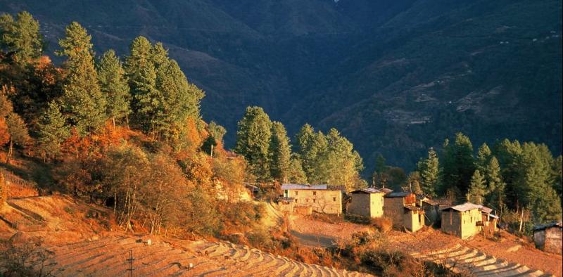 Kitpi Village, Tawang, Arunachal Pradesh