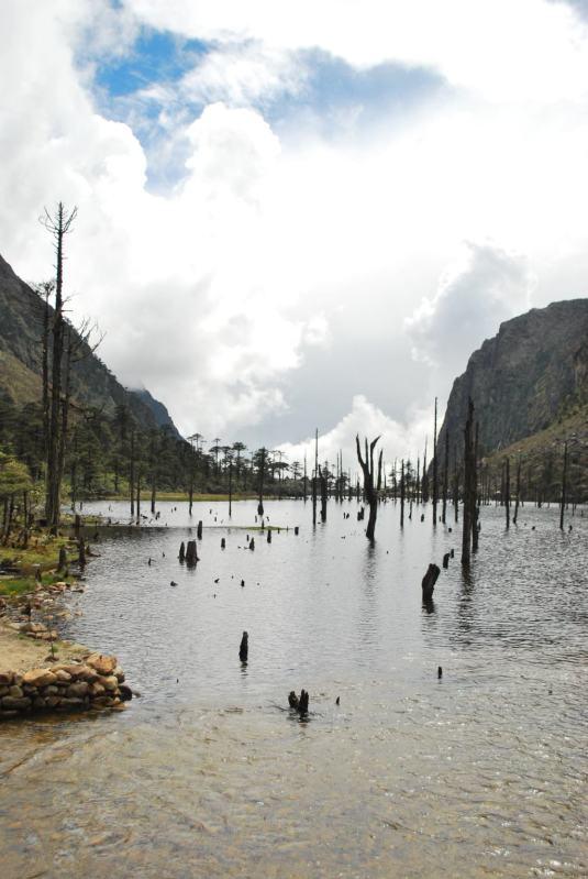 Sangetsar Lake, Tawang, Arunachal Pradesh
