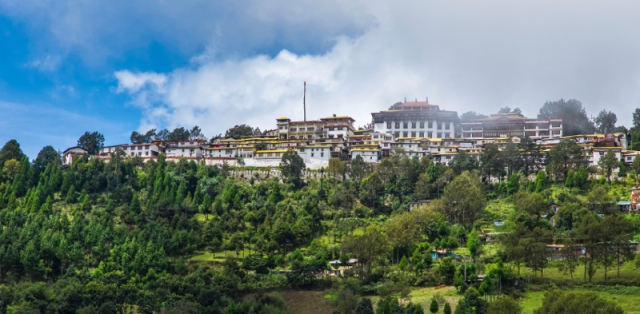 Tawang Monastery, Gaden Namgye Lhatse, Arunachal Pradesh