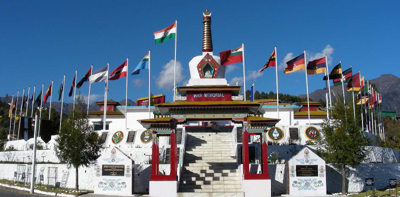 1962 Sino-Indian War Memorial, Tawang, Arunachal Pradesh