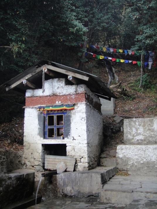 Brahmadung Nunnery, Anni Gompa, Tawang, Arunachal Pradesh