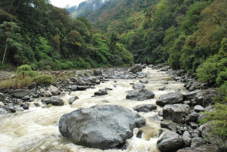 Chalum River, Lohit Valley, Arunachal Pradesh Trek