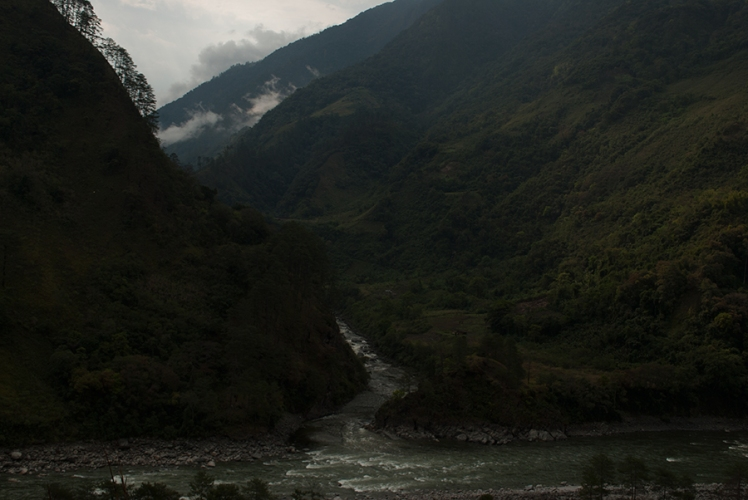 Chalum River Meeting Lohit River, Lohit District, Arunachal Pradesh Trekking