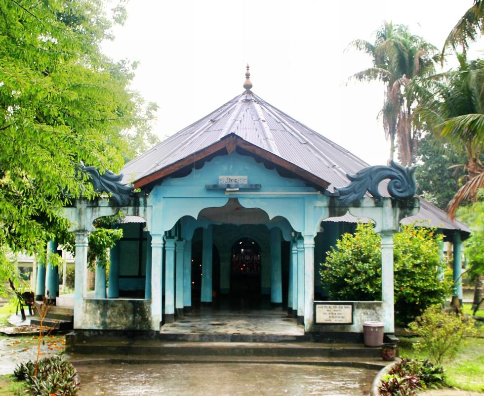 Divine Dakhinpat Satra, Majuli Island, Assam, India