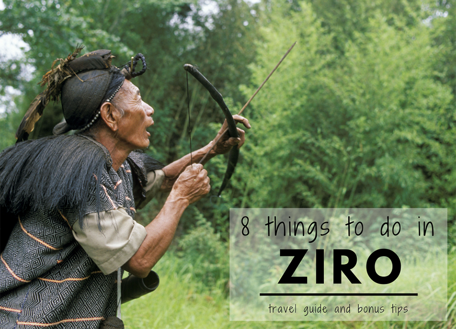 Apatani Hunter | Ziro Valley Travel Guide