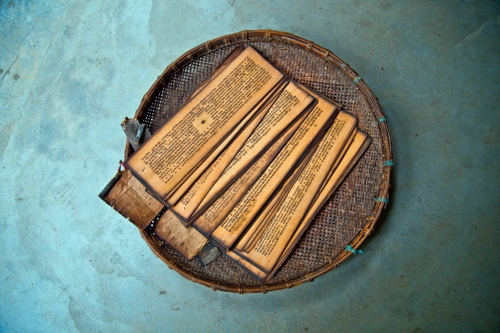 Scriptures of Vaishavite Culture in Majuli